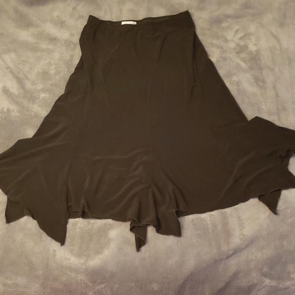 Moa Moa Dresses & Skirts - Black flared skirt